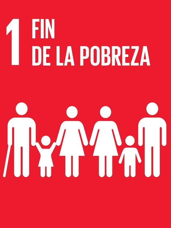 Objetivos AGENDA 2030: 1. Fin de la pobreza