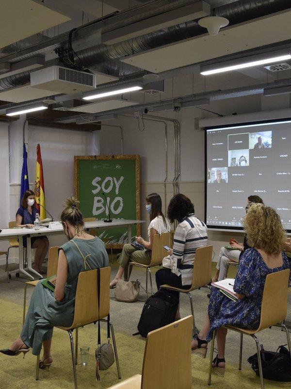 Reunión anual de la Iniciativa Española Empresa y Biodiversidad (IEEB)