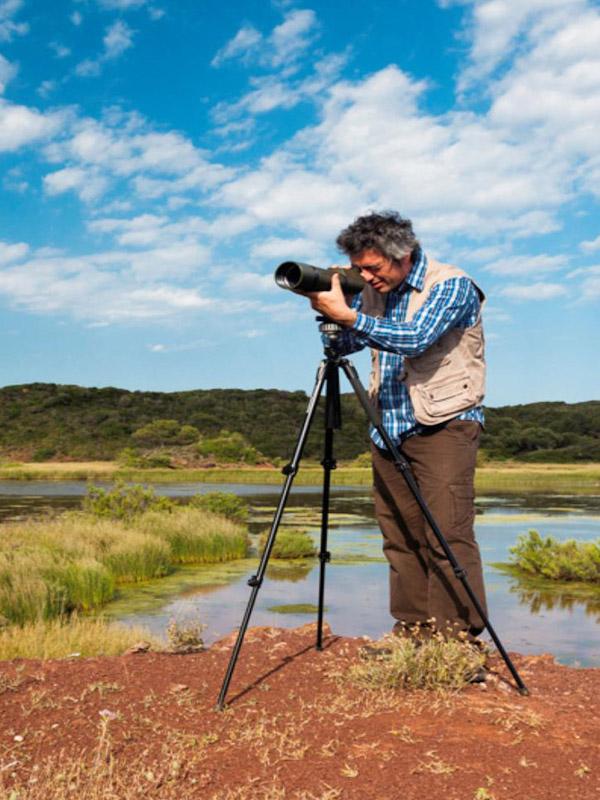 Ecoturismo de la mano de iberaves y SEO/BirdLife