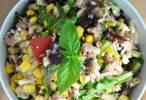 Receta Ecológica recomendada por ECOticias.com: Ensalada ecológica de pasta integral, verduras y atún