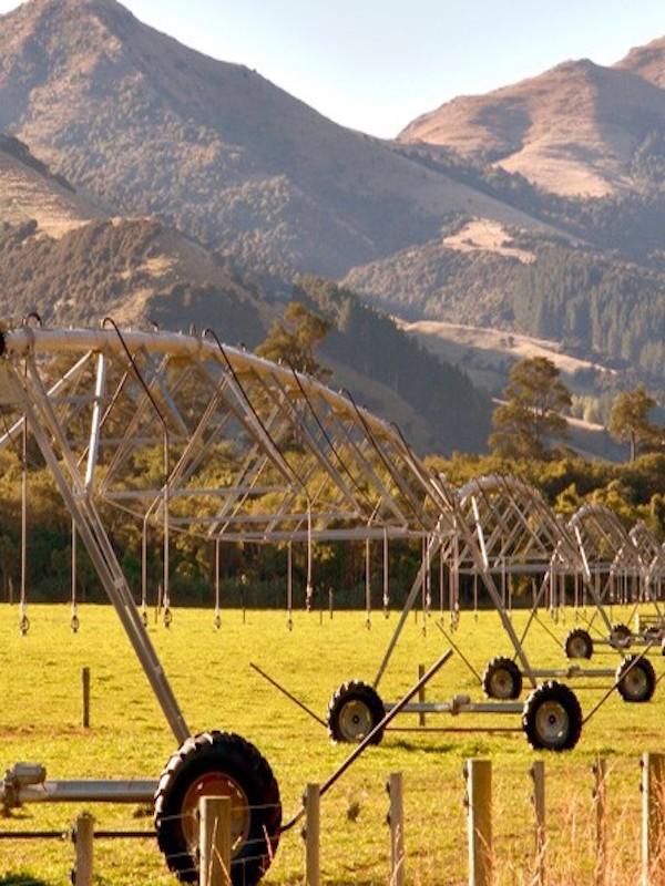 Tecnología verde para predecir el flujo del agua en el suelo