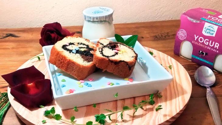 Receta Ecológica recomendada por ECOticias.com: Sabroso bizcocho de yogur