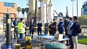 Proyecto de 'Trovant Technology' convierte aguas residuales en biometano