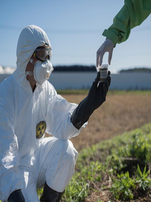 10º aniversario del accidente de Fukushima, el 85% de la zona permanece contaminada