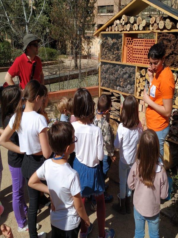 Segovia Educa en Verde