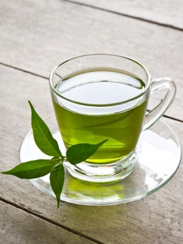 El té verde baja la presión arterial