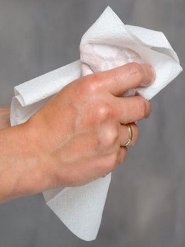 Ante el COVID-19, siempre 'toallas de papel'