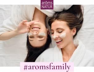 Arôms Family, la nueva iniciativa de la que te puedes beneficiar