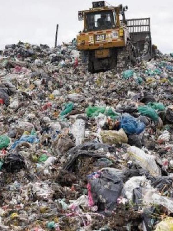 STOP TOTAL al 'Anteproyecto de Ley de Residuos'
