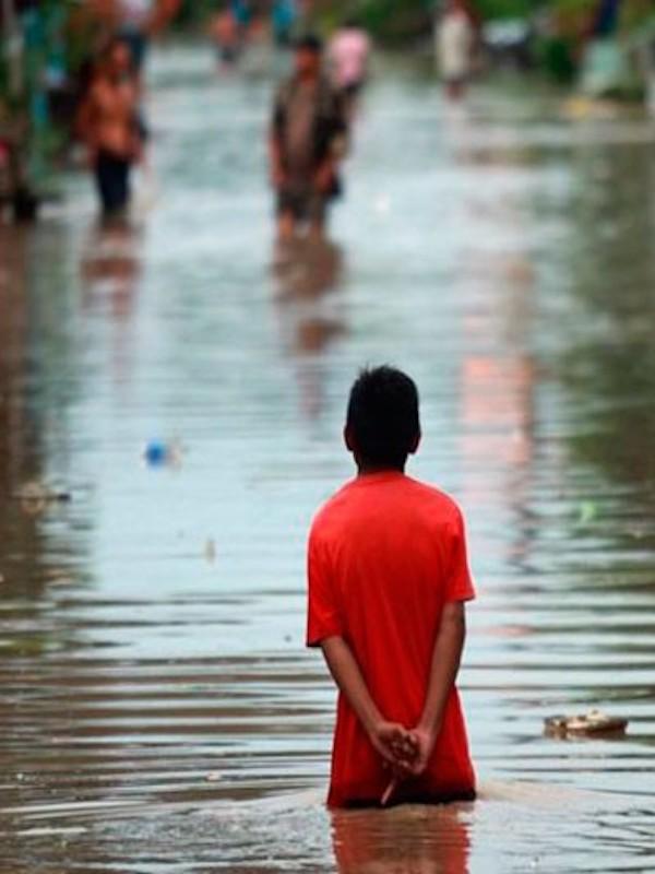 Un solo grado de calentamiento global eleva el 50% el riesgo de población humana desplazada