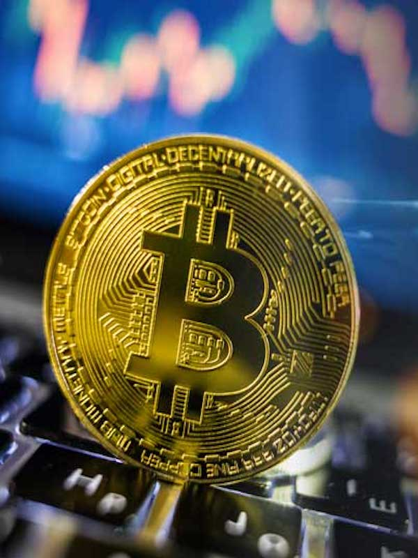 Ballenas cripto y la euforia por el alza del bitcoin