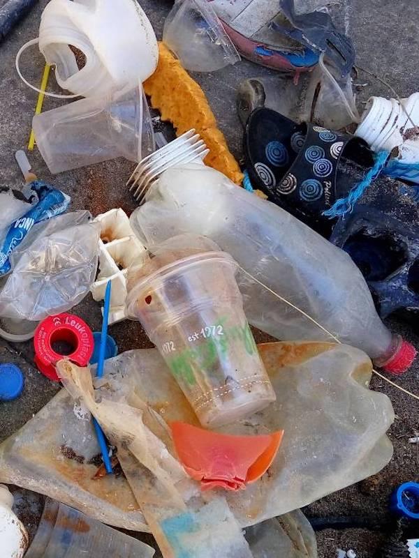 La basura marina en el Mediterráneo