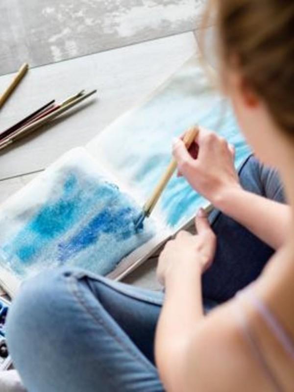 El arte beneficia en tu 'vida saludable'