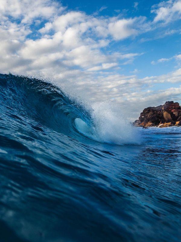 El mar ha crecido tres metros por siglo