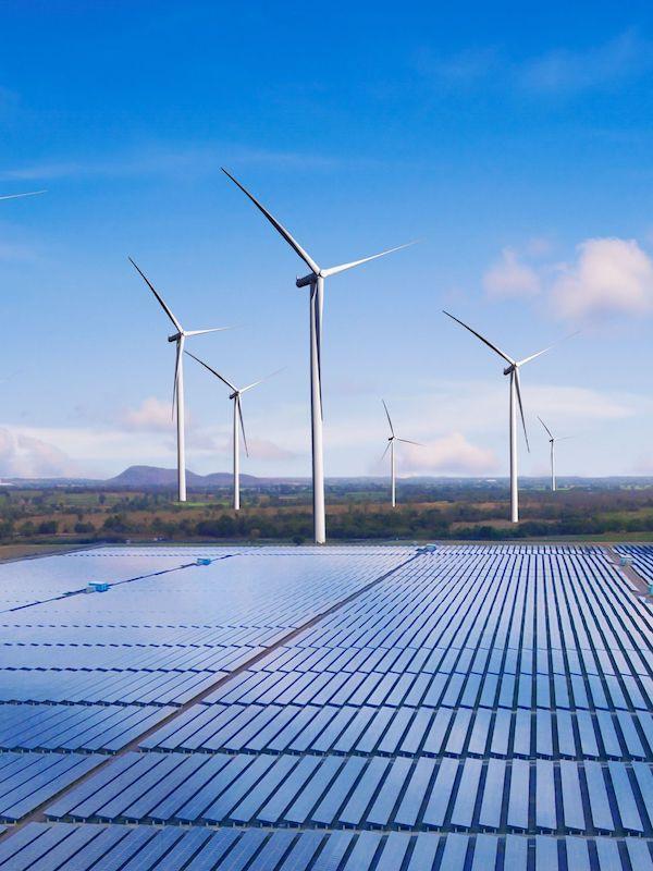 Ojito con la avalancha de energías renovables
