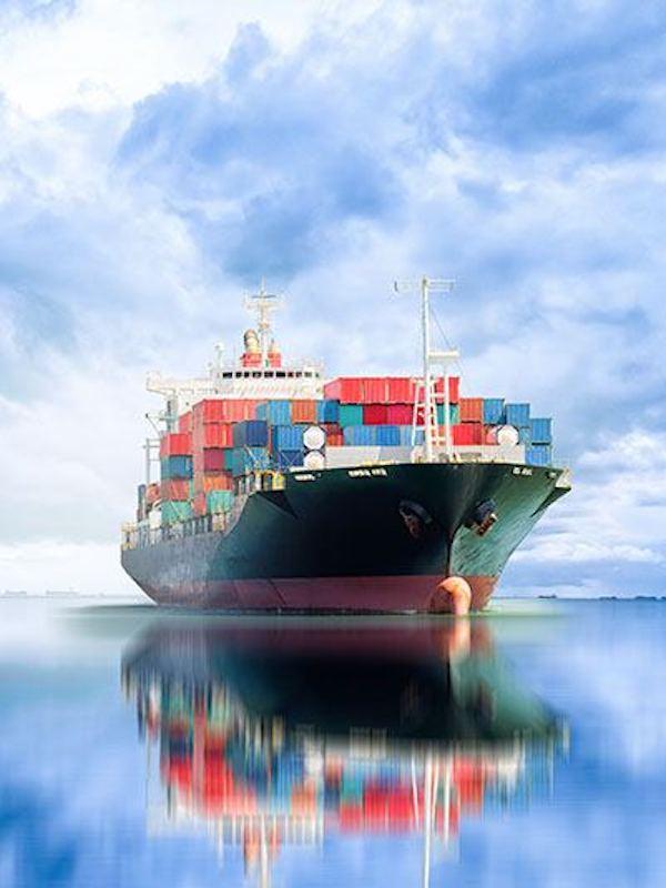 Estudio sobre el tráfico marítimo mundial por la COVID-19