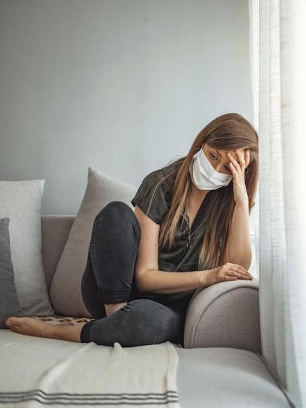 La mala salud mental a los 18 años y el CO2