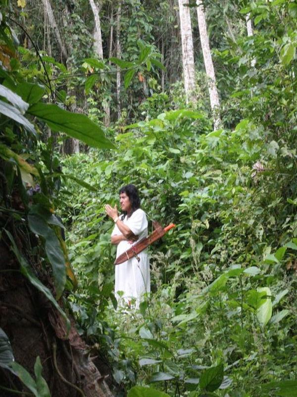 Justicia mexicana llegará a la comunidad de la Selva Lacandona