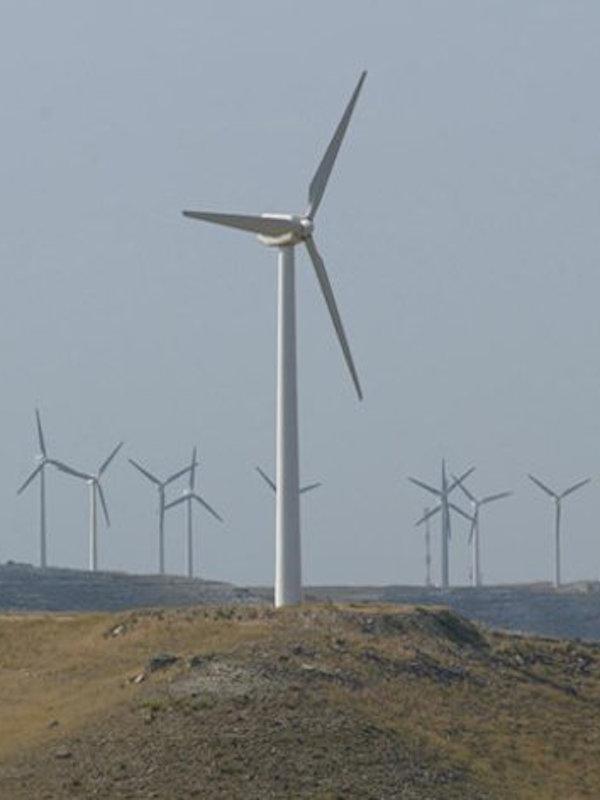 Cantabria quiere incluir en el PROT y Plenercan zonas de desarrollo y exclusión eólica