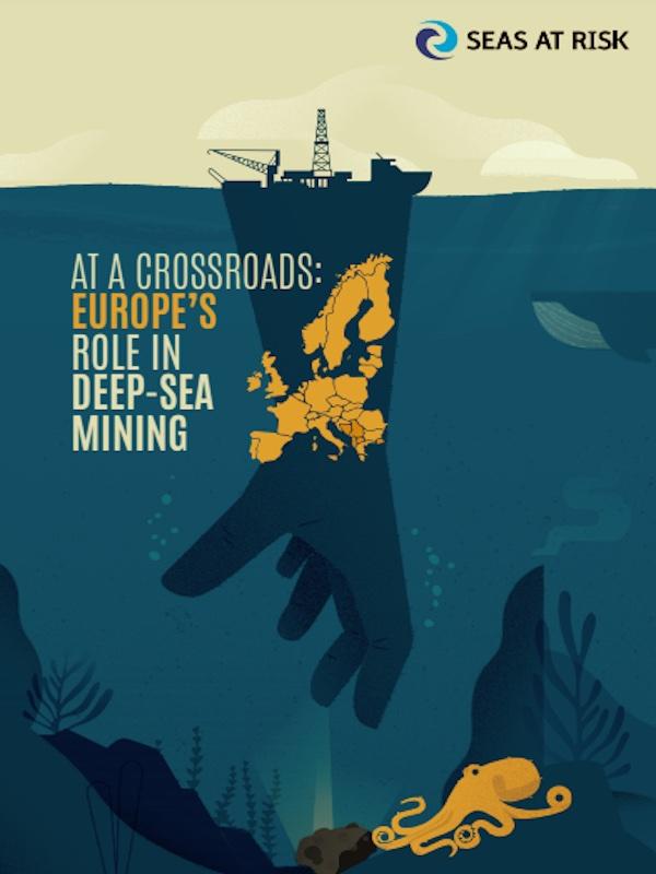 Europa puede escoger entre proteger los fondos marinos o que la minería los 'arrase'