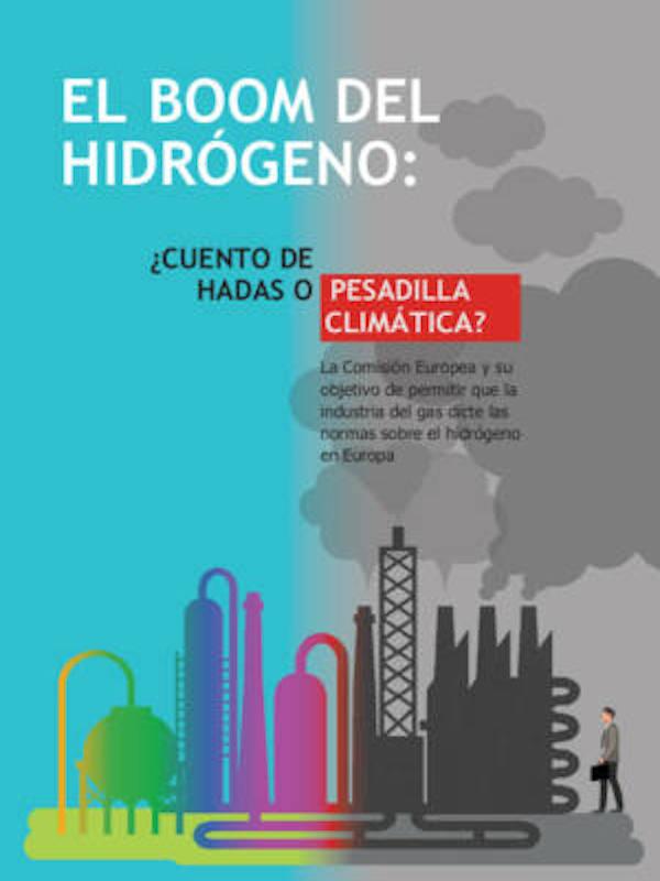 Las gasísticas frente al auge del hidrógeno