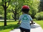 Los niños dan 'clases' de reciclaje a sus padres
