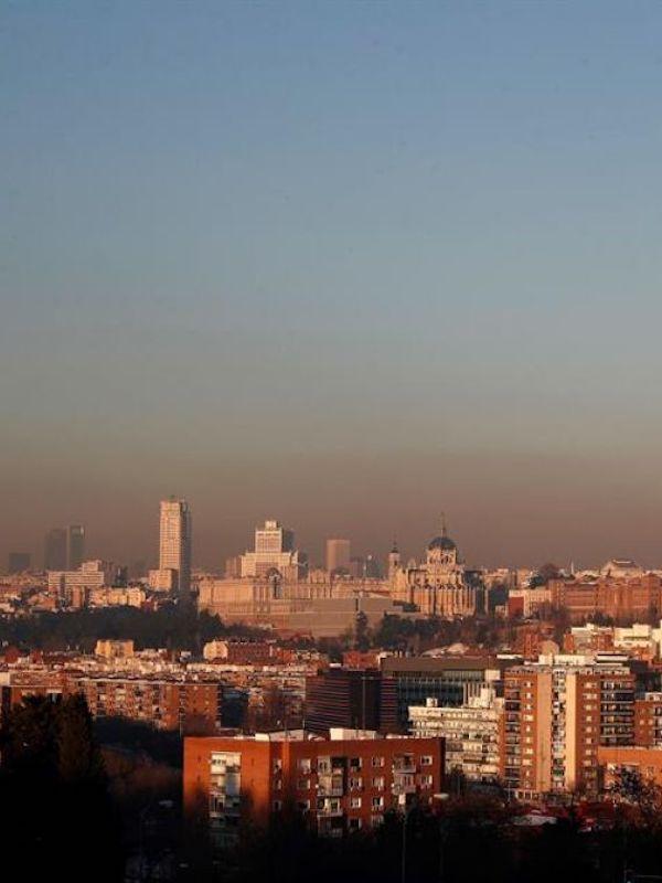 Madrid y Barcelona, las ciudades más 'tóxicas' de España y Europa