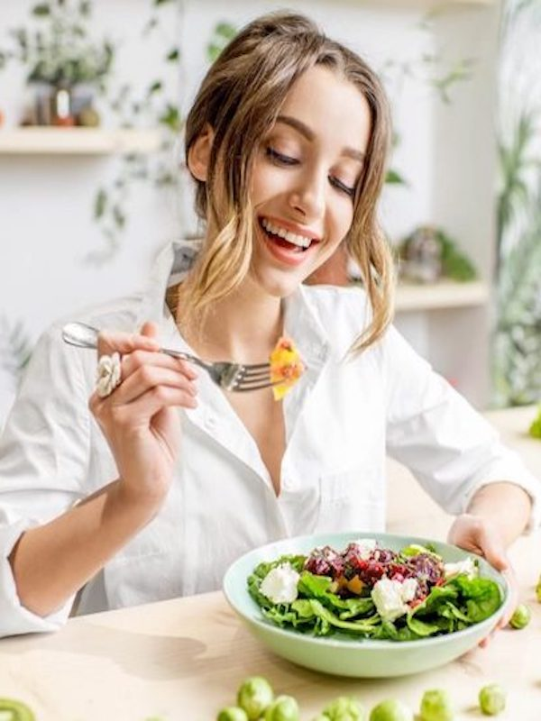 La dieta saludable y antiinflamatoria