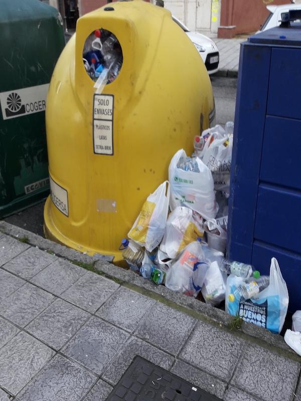 El Gobierno de Asturias avanza en reciclar poco e incinerar mucho