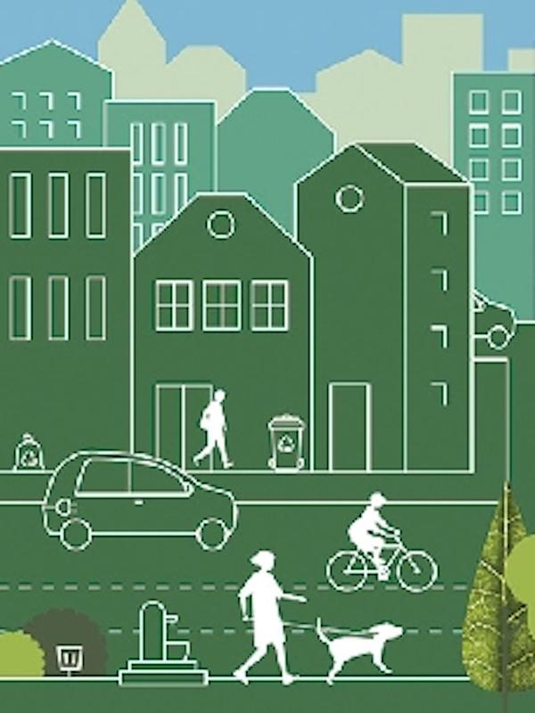 Urbes limpias, habitables y más saludables