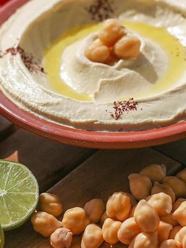Receta Ecológica recomendada por ECOticias.com: Hummus tradicional y ecológico
