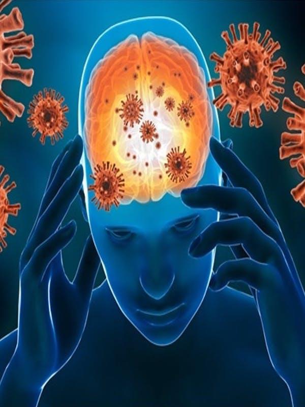 La COVID-19 altera nuestro cerebro