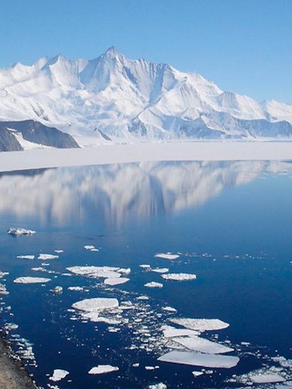 El cambio climático en los mares antárticos favorece la formación de nubes