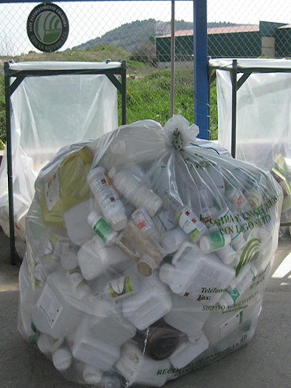 SIGFITO: 'Aumenta el reciclaje de los envases agrarios tras el año de COVID-19'