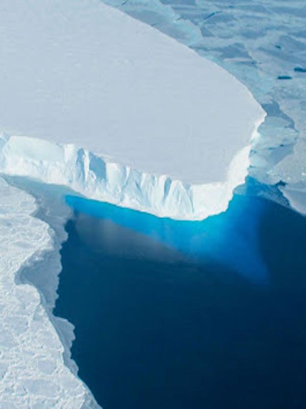 Tecnología verde en un radar aerotransportado revela agua subterránea bajo un glaciar