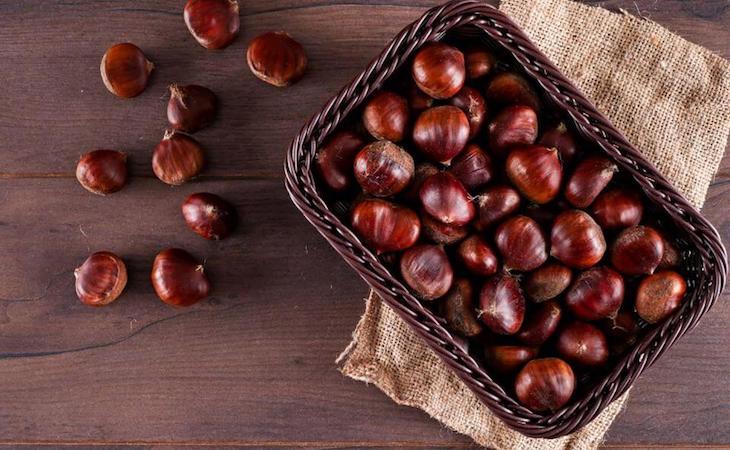 5 alimentos 'top' de otoño
