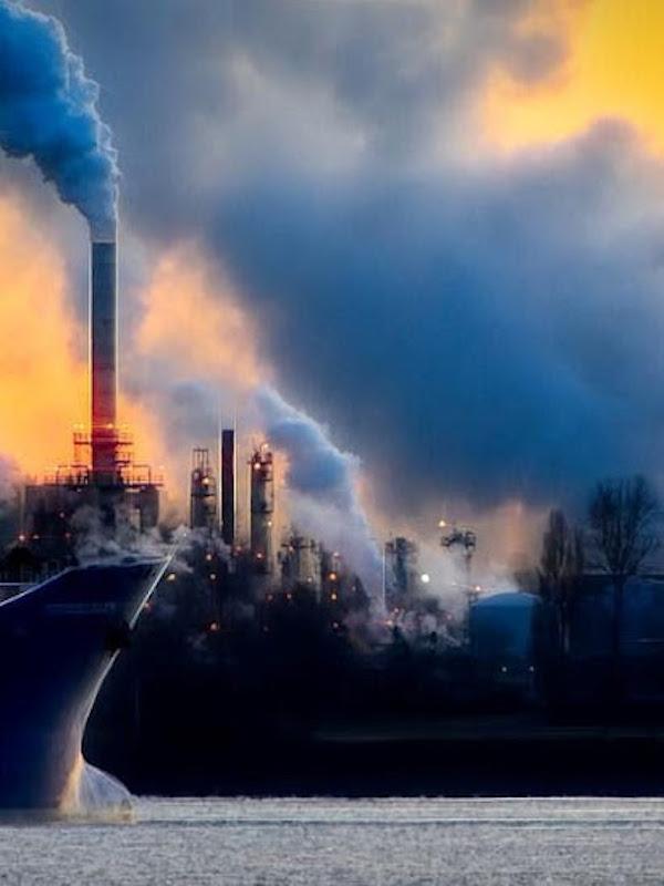 Día Internacional del Aire Limpio por un Cielo Azul 2021