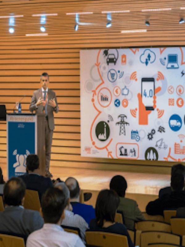 Congreso de Bioenergía en Expobiomasa