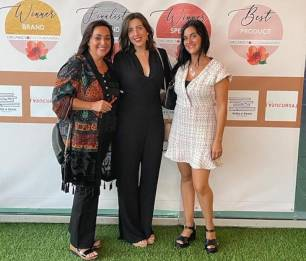Arôms Natur en los premios de la cosmética natural