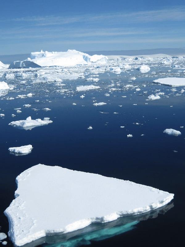 El 'catastrófico' deshielo polar