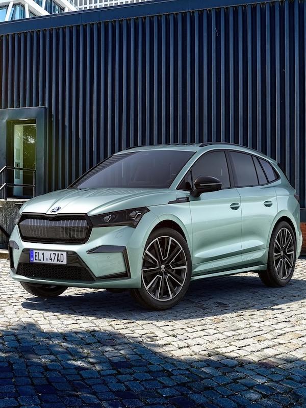 Skoda: vehículos cada vez más sostenibles