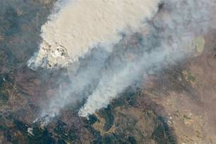 Incendios forestales del hemisferio norte y su cifra récord de CO2
