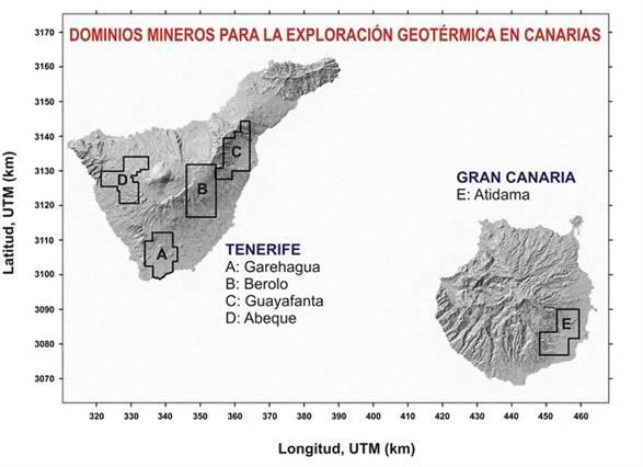 Detectan importantes recursos geotérmicos en Gran Canaria y Tenerife