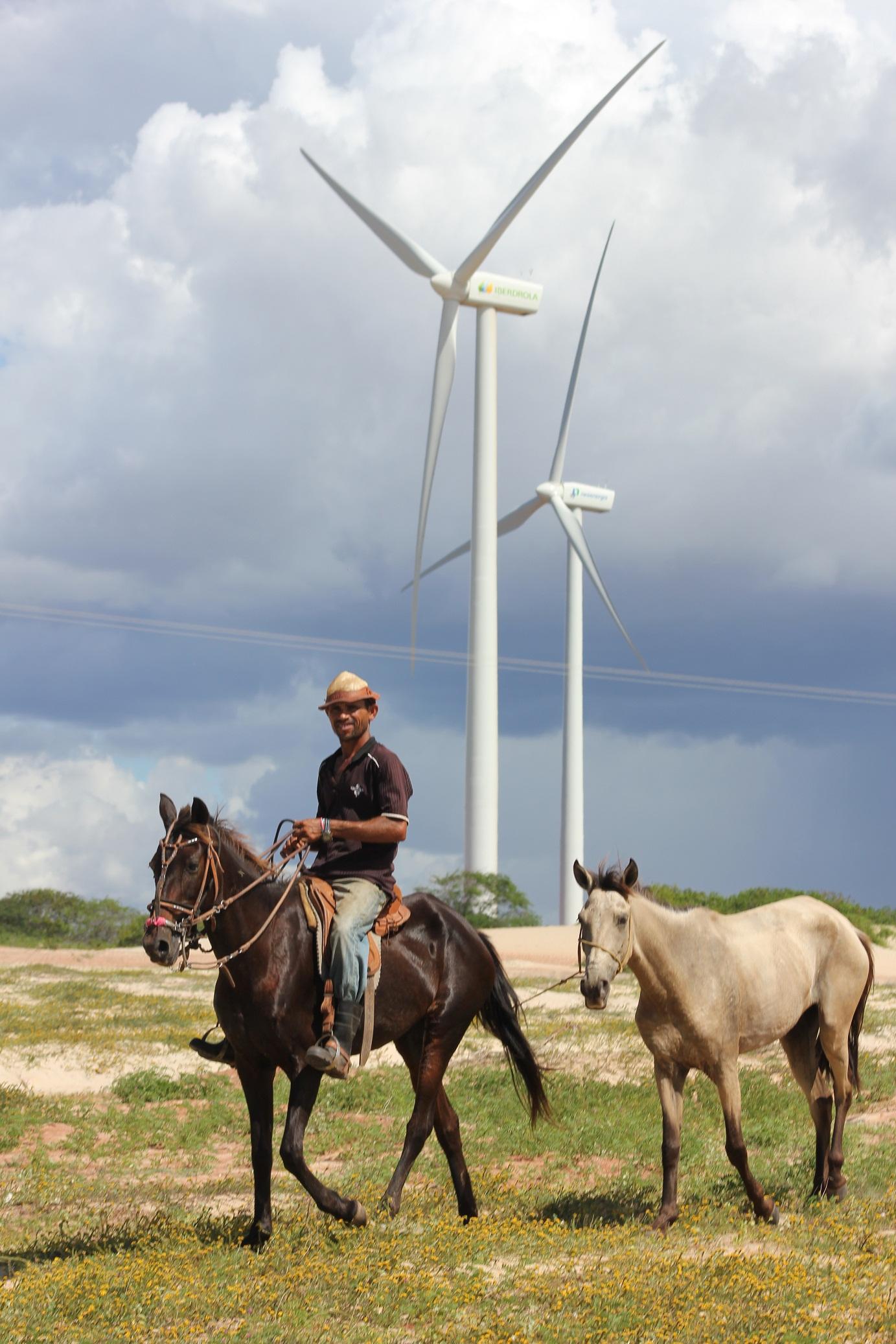 Iberdrola y Neoenergía se adjudican tres nuevos parques eólicos en Brasil que suman 90 megavatios de potencia