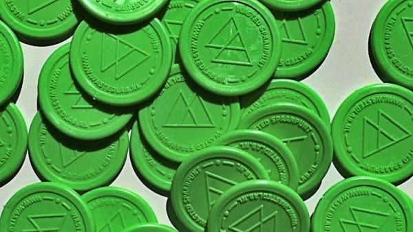 Ámsterdam y sus innovadoras Monedas Verdes del reciclaje