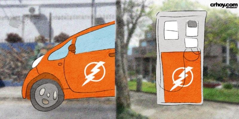 Costa Rica daría importante paso hacia el transporte eléctrico