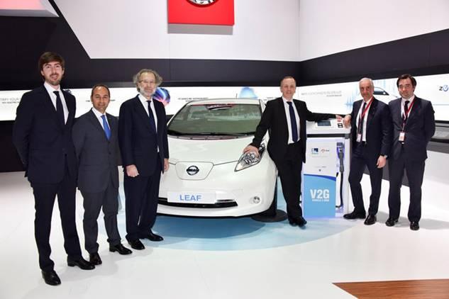 Energías renovables para cargar el coche eléctrico, la casa o la oficina