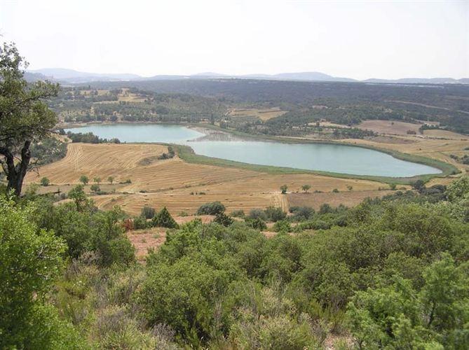 Estopiñán (Huesca), una investigación revela que las Lagunas de Estaña son vulnerables a cambios en el uso del suelo