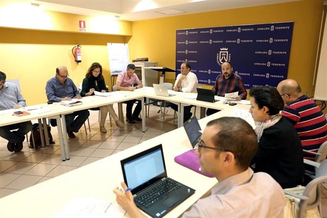 La gestión de residuos en los puntos limpios del Cabildo de Tenerife crece un 14,9% hasta abril
