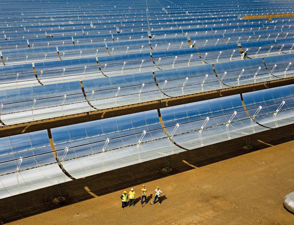 Abengoa construirá una termosolar de 110 MW en Israel